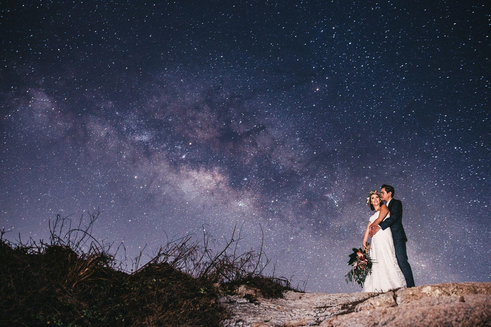 astrofotografía punta mita